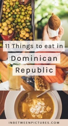 11 Things To Eat In The Dominican Republic | Foodie Travel