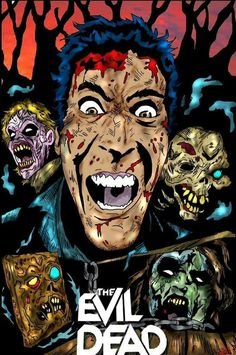 Evil Dead..........