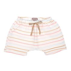 Striped Shorts Emile et Ida Baby- A large selection of Fashion on Smallable, the Family Concept Store - More than 600 brands.