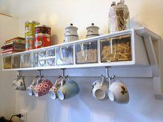 återanvända reda lådor i kök - Google Search