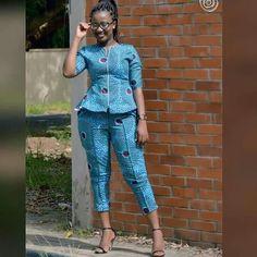 Latest Ankara Dress Styles - Loud In Naija African Fashion Ankara, Latest African Fashion Dresses, African Print Fashion, Africa Fashion, Short African Dresses, African Print Dresses, Shweshwe Dresses, Ankara Dress Styles, African Traditional Dresses