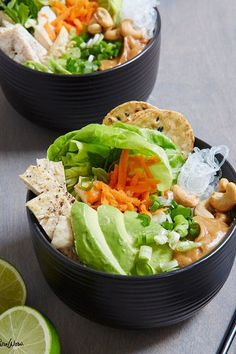 13 Healthy Buddha Bowl Meals .