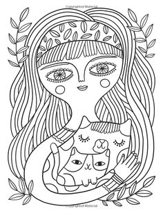 Posh Adult Coloring Book: Cats & Kittens for Comfort & Creativity (Volume (Posh Coloring Books)