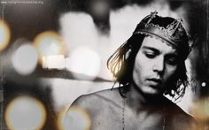 Image detail for -Johnny Depp with a crown background - 1920x1200 - 706675