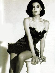 sherilyn fenn steven meisel - Google Search