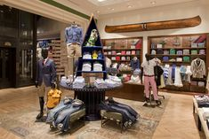 tommy hilfiger store design - Google Search