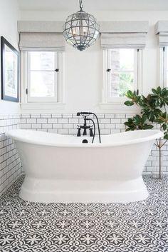 Fabulous tub and tile