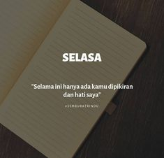 Quotes Rindu, Quotes Lucu, Cinta Quotes, Quotes Galau, Quotes From Novels, Text Quotes, Mood Quotes, Life Quotes, Coffee Quotes Funny