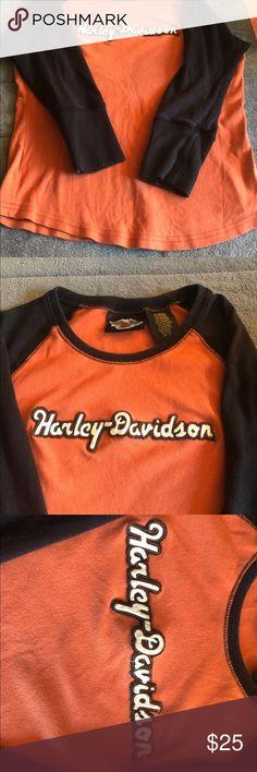 "LARGE HARLEY DAVIDSON USA STICKER 5.75/""X 5.5/"""