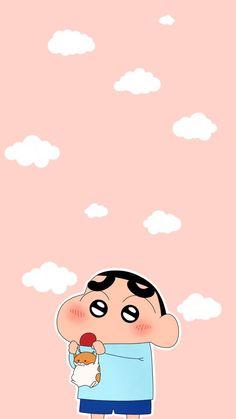 Luv u shin channnnnnnnnnnnnnnnnnn😘😘😘😘😘😘😘😘😘😘😘😘😘 Sinchan Wallpaper, Cute Pastel Wallpaper, Marvel Wallpaper, Kawaii Wallpaper, Wallpaper Iphone Cute, Disney Wallpaper, All Cartoon Characters, Sinchan Cartoon, Crayon Shin Chan