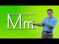 Learn The Letter M | Let's Learn About The Alphabet | Phonics Song for Kids | Jack Hartmann - YouTube