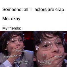 Still put it on Stranger Things cause I don't have a It board Es Pennywise, Pennywise The Dancing Clown, 2017 Memes, Memes Br, Stranger Things Quote, Stranger Things Aesthetic, It Movie 2017 Cast, Horror Movies Funny, It The Clown Movie