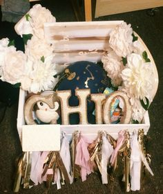 Chi omega big little basket                                                                                                                                                                                 More