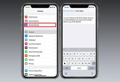 How To Set Auto Reply Text Message On iPhone