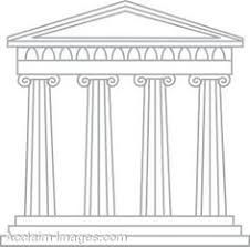 Image result for Greek and Roman Columns Video kids