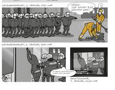 WAS SONST NOCH GESCHAH.... Comic rund um Hamburg  STADTLICHH Magazin für Hamburger Gelegenheiten