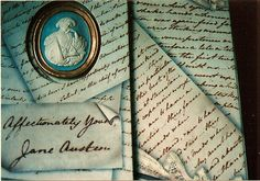 Affectionately yours, Jane Austen