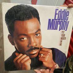 Up in the storage inside the lost files... #eddiemurphy #eddie #charlie #murphy #charliemurphy #album #music #comedy #vinyl