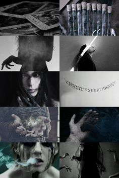 """Hecate Aesthetic ; requested by @kakussy-licious """" Hecate is a goddess in Ancient Greek religion and mythology, most often shown holding two torches or a key and in later periods depicted in triple form. She was variously associated with crossroads,..."""