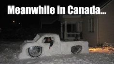 MEME - Meanwhile in Canada - www.funny-pictures-blog.com