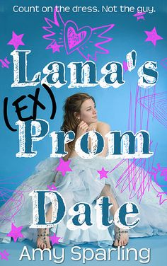 Cover Reveal for Lanas Ex Prom Date by Amy Sparling   Today is the cover reveal for Lana's Ex Prom Date by Amy Sparling. This cover reveal is organized by Lola's Blog Tours. Lana's Ex Prom DateBy Amy SparlingGenre: RomanceAge category: Young AdultRelease Date: 6 December 2016  Blurb:Lana Clarke just got asked out by one of the hottest guys in school. Toby Fitzgerald is undeniably gorgeous but his charismatic personality makes Lana the envy of every girl at Fawkes High. Senior prom is right…