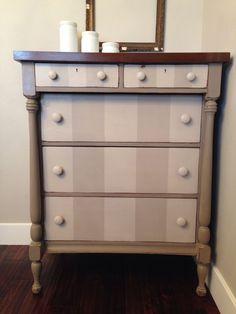 Kimble Dresser Vintage White 109