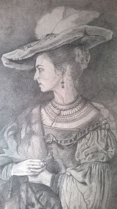 I signed myself in a painting by Rembrandt by : Ebvs : Elian van Schaik