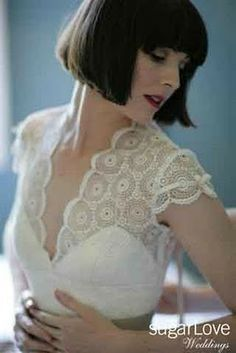 Beautiful fabric and the little cap sleeve is pretty...