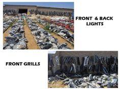 BUMPERS: Boots, Bonnets, Doors, Lights & Fenders Car Mechanical Repairs - Bakkie Spares Suppliers Dobsonville Roodepoort | Assist247