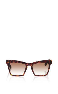 300407c912f4 Tortoiseshell Cremaster Angular Unisex Sunglasses