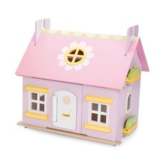 Daisy Cottage With Furniture is a great way to encourage imaginative play.