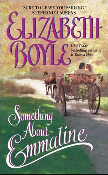 Something About Emmaline - One of my favorite books--if an author is allowed a favorite.