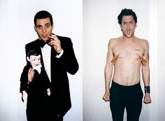 steve-o and johnny knowille