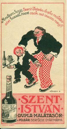 A kor, melyben még a magyar sörcímkék is művészi igényességgel készültek Malm, Advertising Poster, Schmidt, Vintage Posters, Photoshop, Baseball Cards, History, Movie Posters, Illustrations