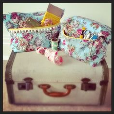 Productive day all ready for our sewing classes in September