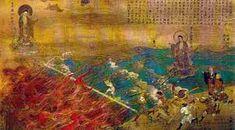 O parabolă despre netrebnicia, deșertăciunile lumii, ispitele, tentațiile sau pericolele sale materiale, pasiunile malefice ale urii și mâni... Haiti, Tao, Buddha, Painting, Astrology, Painting Art, Paintings, Painted Canvas, Drawings