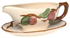 Franciscan Apple Gravy Boat & Stand, One-Piece, 2015 Amazon Top Rated Gravy Boats & Stands #Kitchen