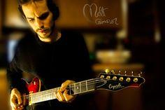 Matt Gilmour Guitar promo David Gilmour, Music Instruments, Guitar, Guitars, Musical Instruments