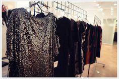 New York Snapshots, Designer Donna Morgan, Ali ro, Showroom, Lindseybelle photography
