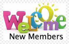 Graphic Black And White Stock Huge - Welcome To The Group New Members Clipart - Full Size Clipart ( - PinClipart Welcome New Members, Welcome To The Group, Welcome Images, Body Electric, Images Google, Color Street, Clip Art, Social Media, Black And White