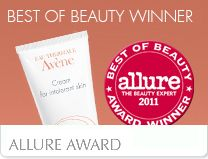 Best of Beauty (Allure) winner - this is a fantastic product for sensitive skin!