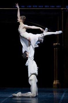 .Romeo & Juliet, my favorite with margot fontain and rudolf nureyev <3