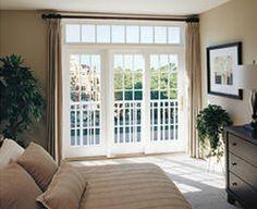 Enclosing carport ideas carport converted to sunroom for Marvin sliding screen door