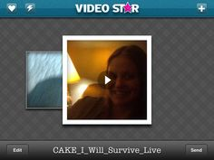 Create a Video Star on Your iPad
