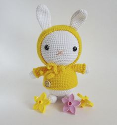 Cute croche doll with pattern - Crochet Baby