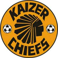 Kaizer Chiefs of South Africa crest.