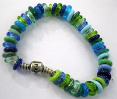 Large Hole Lampwork Orphan Beads