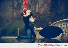 """Have a photographer capture the precious moment of a proposal and use the photo for your """"Save The Date"""" cards!"""