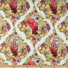 Parisville Laminated Cotton Cameo Sky Item Number: UJ-090 On Sale: $8.49 per Yard.