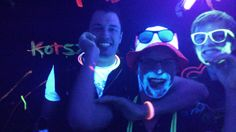 New Year's Eve; Fluor Party